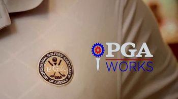 PGA Reach TV Spot, 'A Dream With a Plan' - Thumbnail 2
