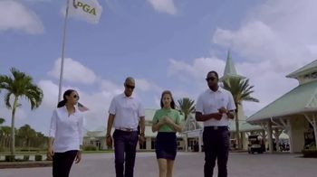 PGA Reach TV Spot, 'A Dream With a Plan' - Thumbnail 3