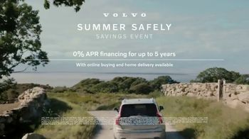 Volvo Summer Safely Savings Event TV Spot, 'Safety Above Everything: XC90' Song by Marti West [T1] - Thumbnail 9