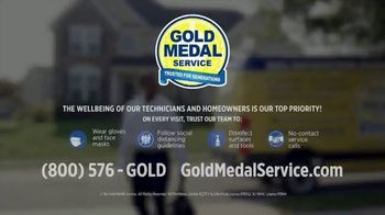 Gold Medal Service TV Spot, 'All Year Long' - Thumbnail 8
