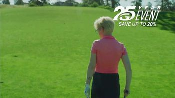 GolfTEC 25 Year Anniversary Event TV Spot, 'Innovating Golf Instruction' - Thumbnail 8