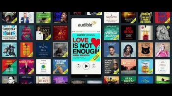 Audible Inc. TV Spot, 'Listeners' - Thumbnail 10