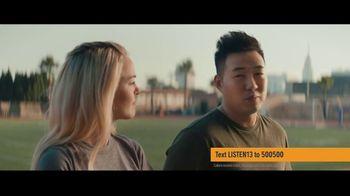 Audible Inc. TV Spot, 'Listeners' - Thumbnail 6