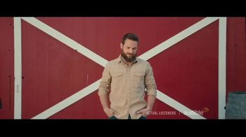 Audible Inc. TV Spot, 'Listeners'