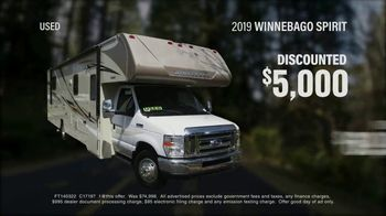 La Mesa RV TV Spot, 'Used 2019 Winnebago Spirit' - Thumbnail 6