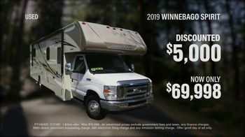 La Mesa RV TV Spot, 'Used 2019 Winnebago Spirit' - Thumbnail 7