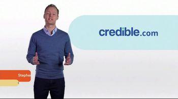Credible TV Spot, 'Student Loans'