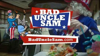 Bad Uncle Sam TV Spot, 'Happy Anniversary' - Thumbnail 10