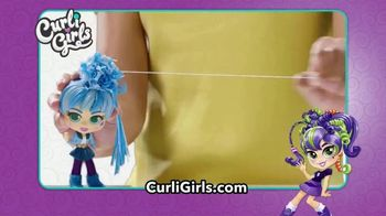 CurliGirls TV Spot, 'Express Your Curl Power' - Thumbnail 1