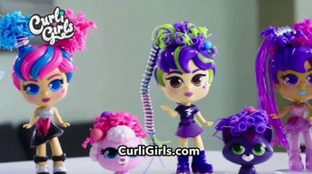 CurliGirls TV Spot, 'Express Your Curl Power'