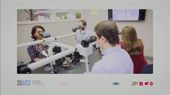 Big Ten Cancer Research Consortium TV Spot, 'More Wins. More Memories. More Hope.' - Thumbnail 1