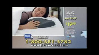 Contour Snore-X TV Spot, 'Soothing Sleep' - Thumbnail 10