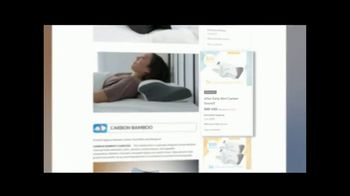 Contour Snore-X TV Spot, 'Soothing Sleep' - Thumbnail 8