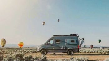 Outdoorsy TV Spot, 'Experience the Magic' Song by Black Eyed Peas