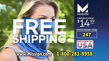 Mission Cooling TV Spot, 'Go Back to Cool' - Thumbnail 9