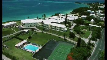 Bermuda Tourism TV Spot, 'Year-Round Tennis Dream' - Thumbnail 2