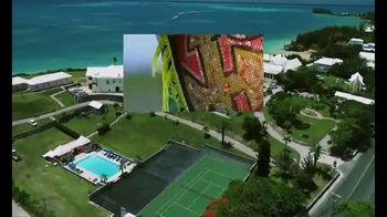 Bermuda Tourism TV Spot, 'Year-Round Tennis Dream' - Thumbnail 3