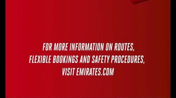 Emirates TV Spot, 'Your Safety Is Our Number One Priority' - Thumbnail 5