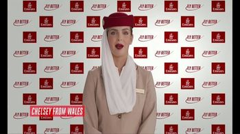 Emirates TV Spot, 'Your Safety Is Our Number One Priority' - Thumbnail 3