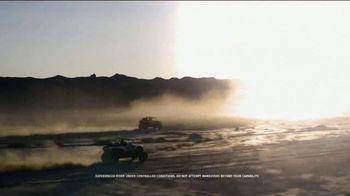 Kawasaki Teryx KRX TV Spot, 'A Lot of Hard Work' - Thumbnail 1