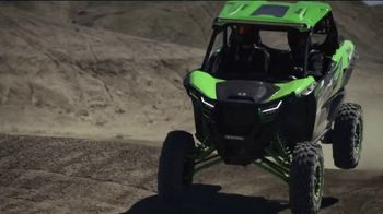 Kawasaki Teryx KRX TV Spot, \'A Lot of Hard Work\'