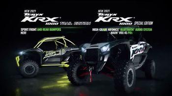 Kawasaki Teryx KRX TV Spot, 'A Lot of Hard Work' - Thumbnail 7