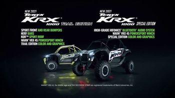 Kawasaki Teryx KRX TV Spot, 'A Lot of Hard Work' - Thumbnail 8