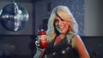 Prego TV Spot, 'Pour It on Thick: Disco' Featuring Cecily Strong
