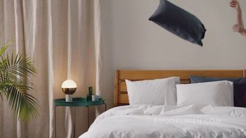 Brooklinen TV Spot, 'Working From Home' - Thumbnail 1