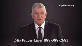 Billy Graham Evangelistic Association TV Spot, 'Peace and Purpose' - Thumbnail 3