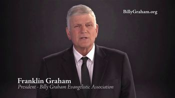 Billy Graham Evangelistic Association TV Spot, 'Peace and Purpose' - 11 commercial airings