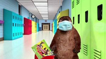 Lunchables TV Spot, 'Jackie and Platy Wear Face Masks' - Thumbnail 3