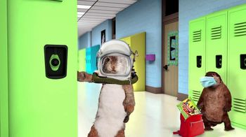 Lunchables TV Spot, 'Jackie and Platy Wear Face Masks' - Thumbnail 5