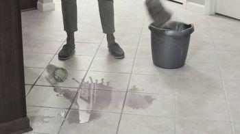 Floor Police Dual Spin Mop TV Spot, 'Scrub Away Messes' - Thumbnail 1