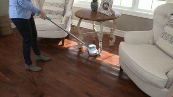 Floor Police Dual Spin Mop TV Spot, 'Scrub Away Messes' - Thumbnail 5