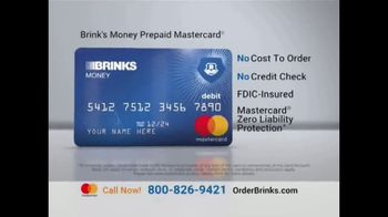Brinks Money Prepaid MasterCard TV Spot, 'Easy' - Thumbnail 9
