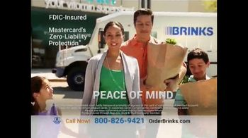 Brinks Money Prepaid MasterCard TV Spot, 'Easy' - Thumbnail 2