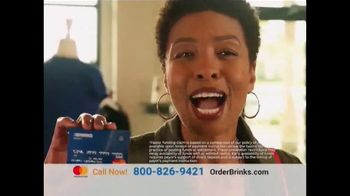Brinks Money Prepaid MasterCard TV Spot, 'Easy' - Thumbnail 4