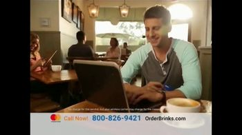 Brinks Money Prepaid MasterCard TV Spot, 'Easy' - Thumbnail 5