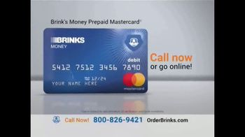 Brinks Money Prepaid MasterCard TV Spot, 'Easy' - Thumbnail 6