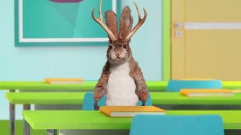 Lunchables TV Spot, 'Jackie & Platy Social Distance'