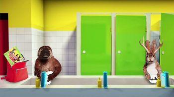 Lunchables TV Spot, 'Jackie and Platy Keep Handwashing Fun' - Thumbnail 9
