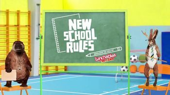 Lunchables TV Spot, 'Jackie and Platy Keep Handwashing Fun' - Thumbnail 1