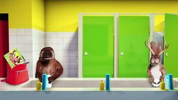 Lunchables TV Spot, 'Jackie and Platy Keep Handwashing Fun' - Thumbnail 4