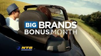 National Tire & Battery Big Brands Bonus Month TV Spot, '$100 Off Cooper Tires' - Thumbnail 2