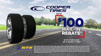 National Tire & Battery Big Brands Bonus Month TV Spot, '$100 Off Cooper Tires' - Thumbnail 5