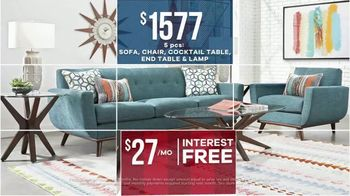 Rooms to Go Labor Day Sale TV Spot, 'Refresh: Huge Selection of Furniture' - Thumbnail 4