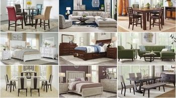Rooms to Go Labor Day Sale TV Spot, 'Refresh: Huge Selection of Furniture' - Thumbnail 8