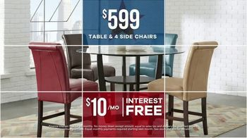 Rooms to Go Labor Day Sale TV Spot, 'Refresh: Huge Selection of Furniture' - Thumbnail 9