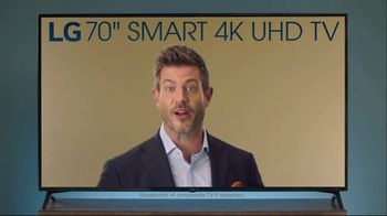 Rooms to Go Ultimate TV Package TV Spot, 'Sports Are Back' Featuring Jesse Palmer - Thumbnail 4
